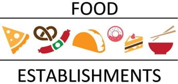 Food Eatablishments