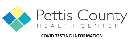PCHC COVID TESTING INFORMATION